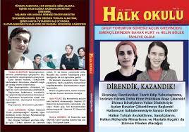 Armutlu 'da Halk Okulu Dergisinin Dağıtımı Yapıldı