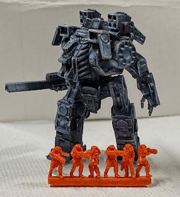 Koloss Assault Rifle Team picture 6