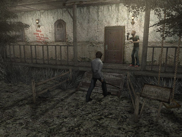 Silent Hill 4 The Room PC Full Version Screenshot 1