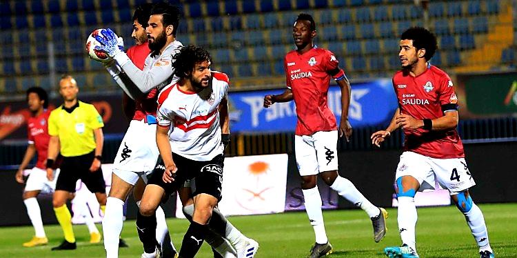 أهداف مباراة الزمالك وبيراميدز2-0|مباراة نارية|الدوري المصري