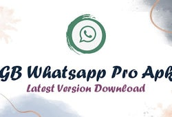 Gb WhatsApp Pro Download Images
