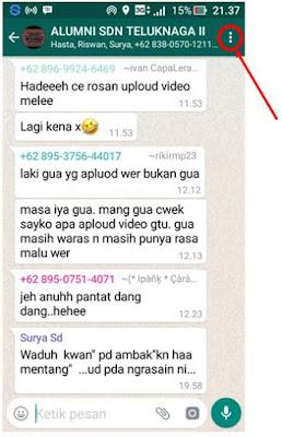 Trik Whatsapp