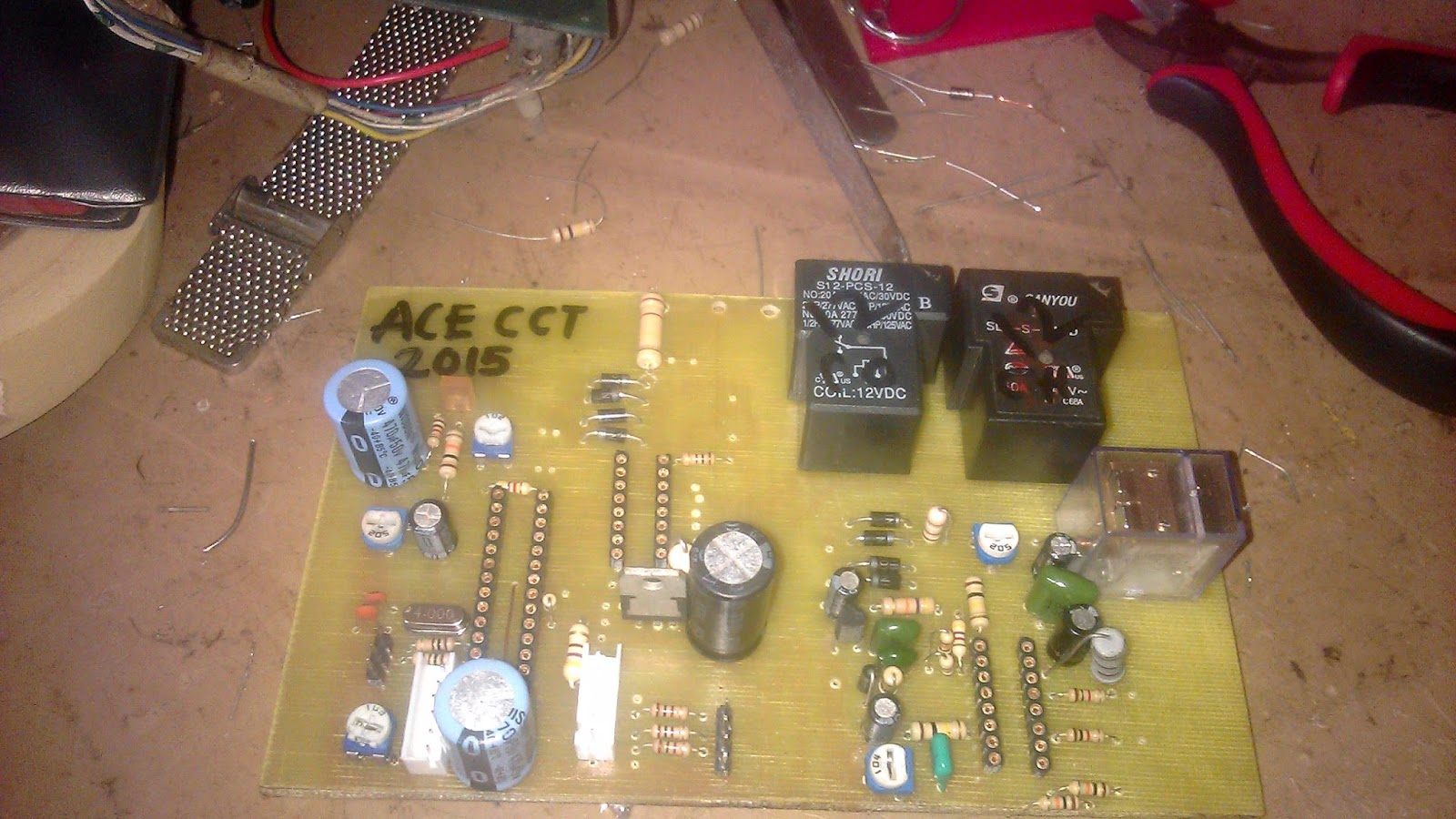 Mcu Based Inverter Control With A V R Using Pic16f876a Car Audio Amplifier Ic Ta7203p New Design 1