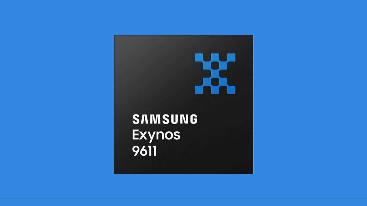 مميزات معالج Exynos 9611