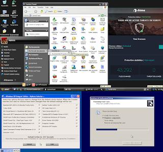 تحميل ويندوز اكس بي المطور Windows XP Integral Edition  لعام 2021
