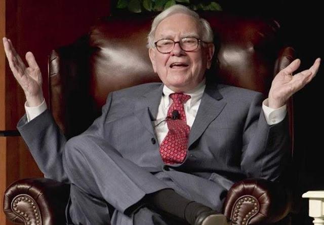 Belajar rahasia sukses Warrent Buffet