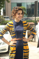 Taapsee Pannu looks super cute at United colors of Benetton standalone store launch at Banjara Hills ~  Exclusive Celebrities Galleries 073.JPG