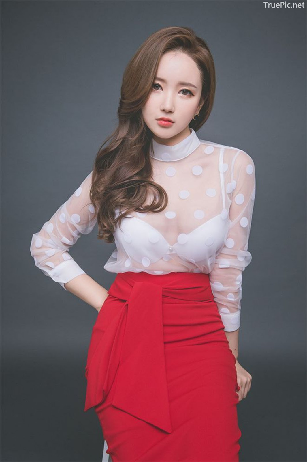 Lee Yeon Jeong - Indoor Photoshoot Collection - Korean fashion model - Part 5 - Picture 10