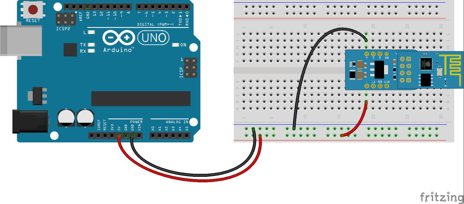 Daniele Alberti, Arduino \'s blog: µPanel l\'interfaccia wifi semplice ...