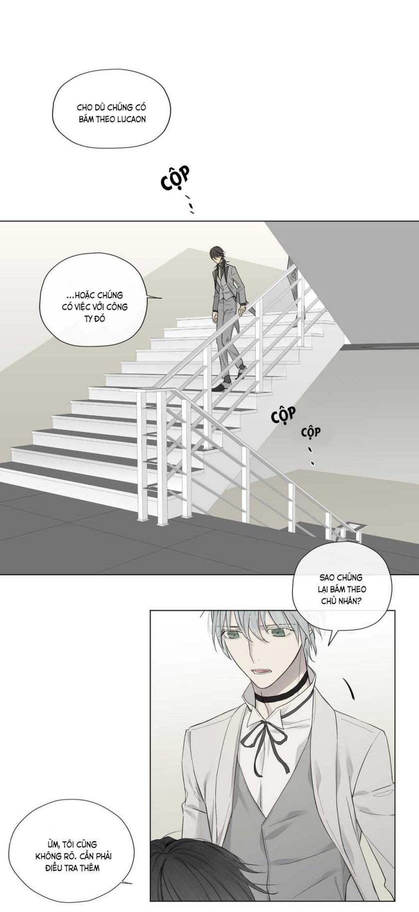 [ Manhwa ] Người Hầu Hoàng Gia Chap 18 page 6 - Truyentranhaz.net