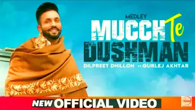 Mucch Te Dushman Lyrics