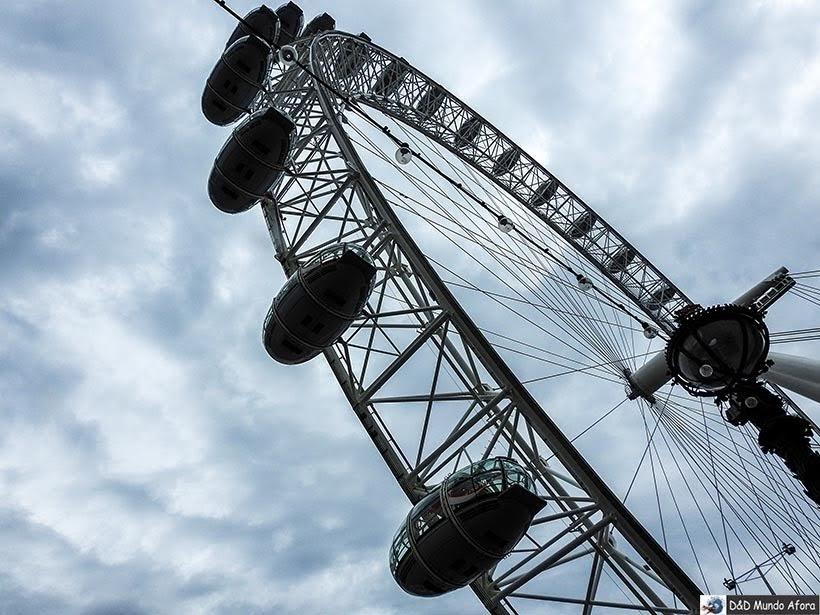 London Eye - O que fazer em Londres: 48 atrações imperdíveis