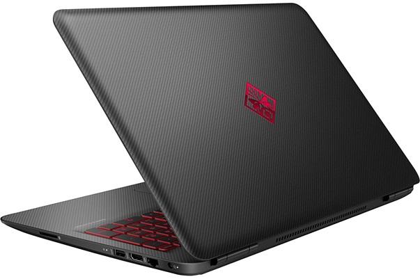 HP OMEN 15-ax201ns: procesador Core i7 y gráfica GeForce GTX 1050