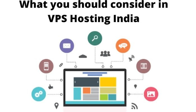 What you should consider in VPS Hosting India