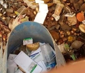 Berikut Kalarifikasi BPJS Cabang Tembilahan Terkait Penemuan Kartu JKN-KIS Kesehatan Ditempat Sampah