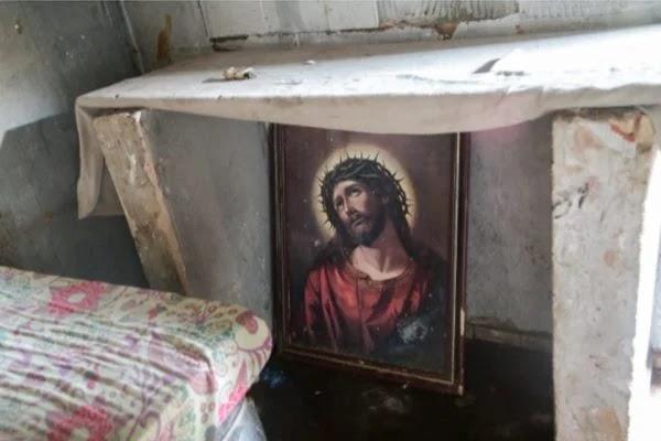 Assassino escolheu matar e beber sangue de homem com 33 anos, a idade de Cristo