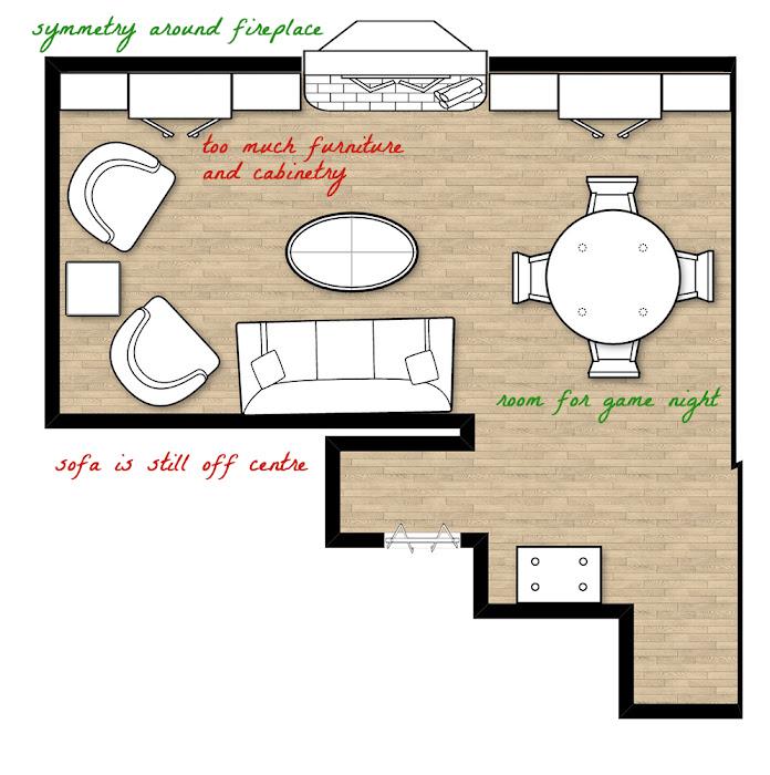 basement remodel, basement layout, basement ideas, one room challenge basement