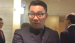 Ridwan Kamil Bertemu dengan Ketua Umum PPP
