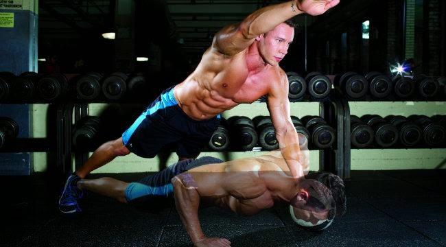 تمرين ضغط الملاكم