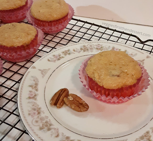 Hummingbird Muffins - Veggies First Then Dessert