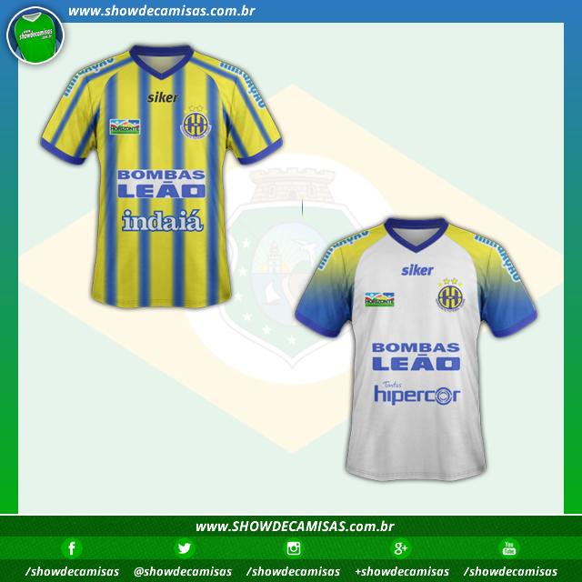 867da57e6ea6ed Compre camisas do Horizonte e de outros clubes e seleções de futebol, além  de vários outros artigos esportivos na Fut Fanatics.