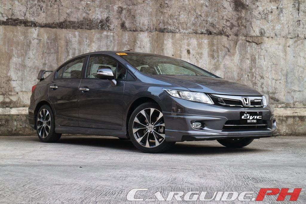review  honda civic  el mugen philippine car news car reviews automotive features