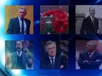 20 Pelatih Terbaik Liga Champions Berdasarkan Rasio Kemenangan