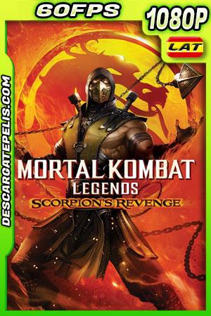 Mortal Kombat Legends: La Venganza de Scorpion (2020) 1080p 60FPS BDrip Latino – Ingles