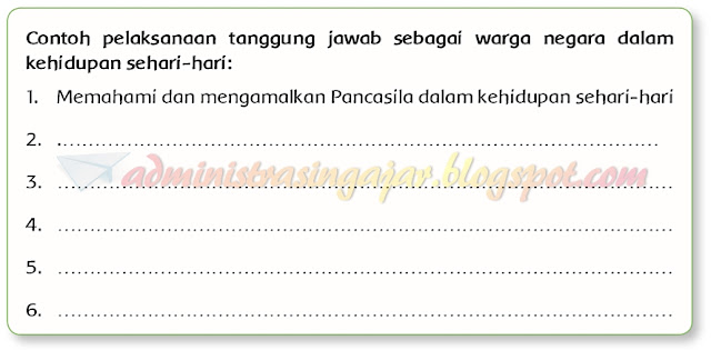 Kunci Jawaban Tema 6 Kelas 6 Halaman 87