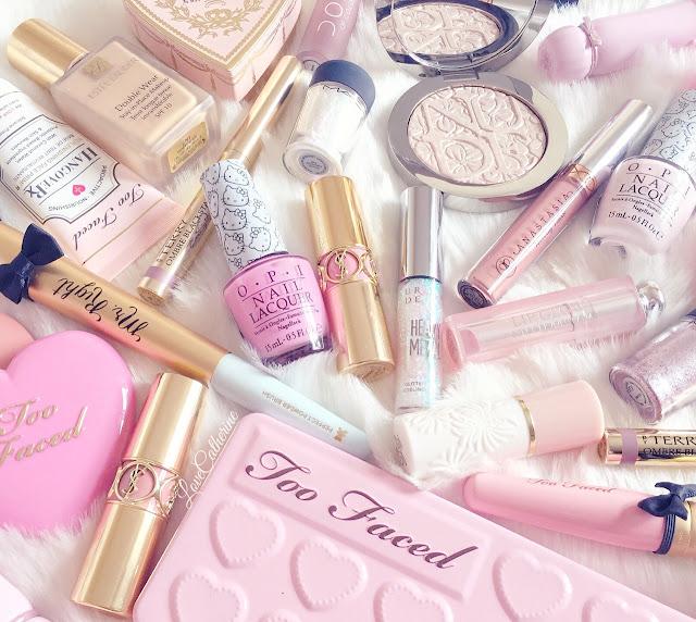 High End Beauty | Makeup Bag Contents