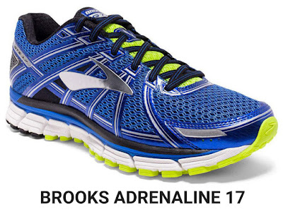 BROOKS ADRENALINE 17