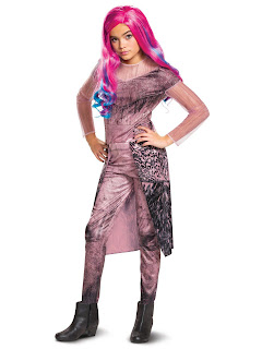 Disney Descendants 3 Audrey Child Costume