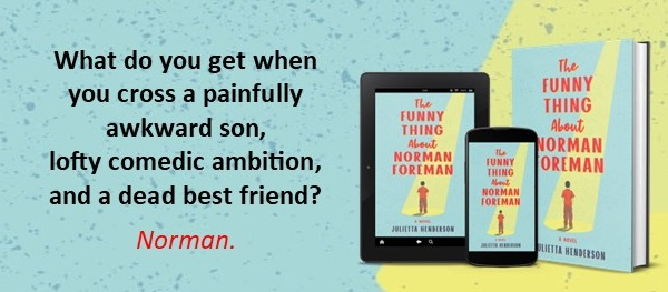 What do you get when you cross a painfully awkward son, lofty comedic ambition, and a dead best friend? Norman.