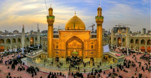 النجف.. نجاح الخطة الأمنية والخدمية والصحية الخاصة بعيد الغدير