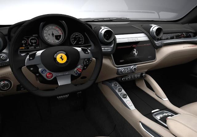 フェラーリGTC4ルッソ