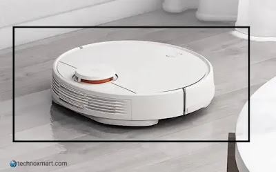 mi robot vacuum mop p launch