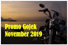 Promo Gojek November 2019, kode promo Gojek November 2019, Promo GoCar November 2019