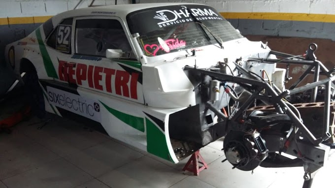 MONTEAGUDO CAMBIA DE AUTO