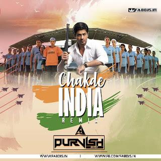 CHAKDE INDIA REMIX DJ PURVISH