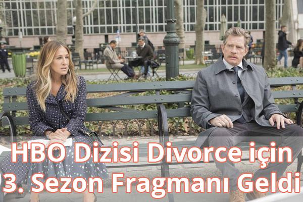 Divorce 3. Sezon Fragman İzle
