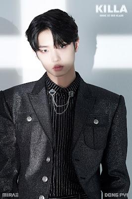 debut mirae killa son dongpyo