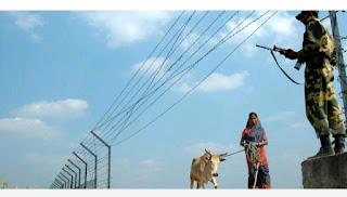 নেপাল ও ভুটানের সাথে বেড়া নেই শুধু বন্ধু রাষ্ট্র বাংলাদেশের সাথে ভারতের কাঁটাতারের বেড়া দেয়া