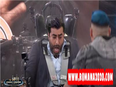 مقالب رمضان:  باسم ياخور يضرب رامز جلال بالجزمة في نهاية مقلب مجنون رسمي