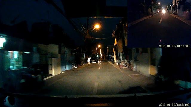 ekleva night vision dashcam review