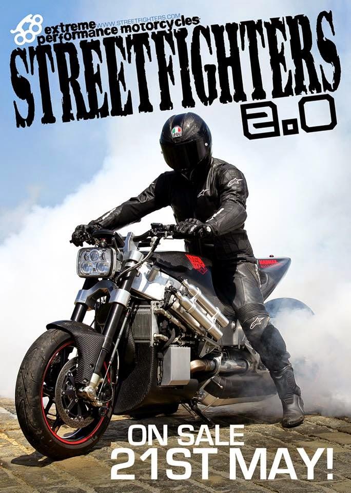 Streetfighters Magazine