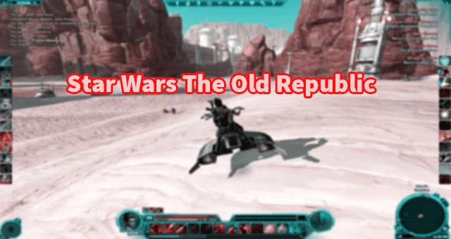 تحميل Star Wars The Old Republic