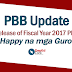 Release of PBB: Sinimulan Na!