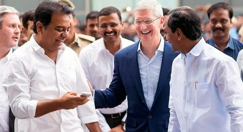 Apple started producing the iPhone 12 in India