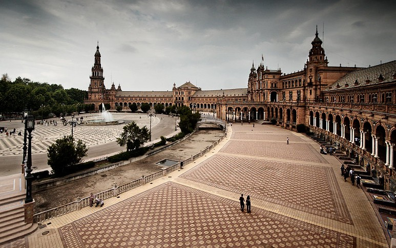 Plazas De Sevilla Fotografia Arquitectura Arquitecture