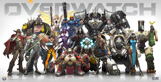 Fase Beta de Overwatch começa  a partir de amanhã (27/10) ~ Space High Tech
